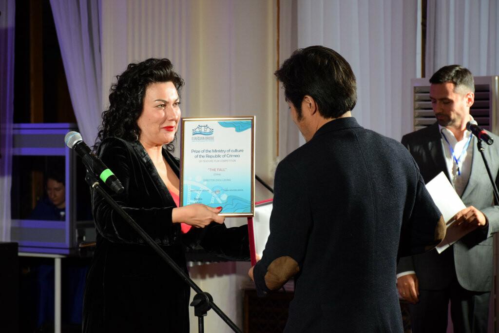 Глава администрации Ялты вручил приз зрительских симпатий на фестивале «Евразийский мост», фото-18