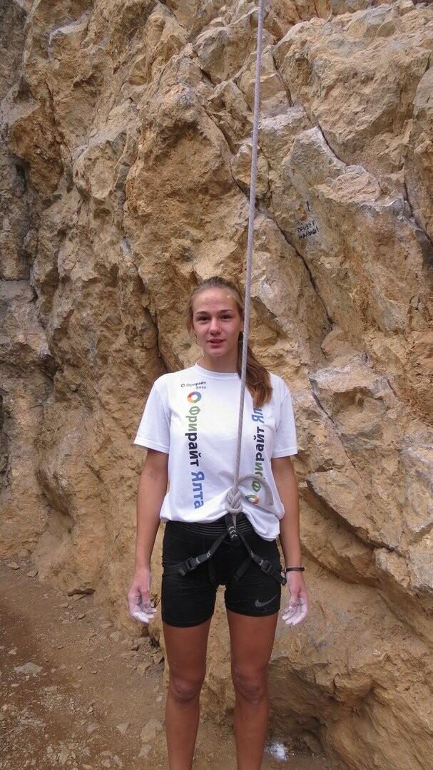 Юные скалолазы Ялты  на Кубке Крыма завоевали две медали , фото-3