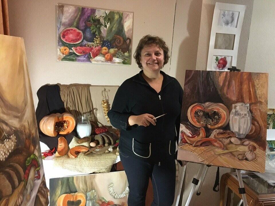 В Ялте пройдет выставка картин «Сейте разумное, доброе, вечное» учителя школы №2, фото-1