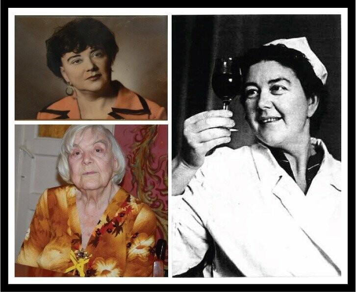 Ушла из жизни выдающийся винодел, соавтор «Муската белого Красного камня» Инга Голокоз, фото-1