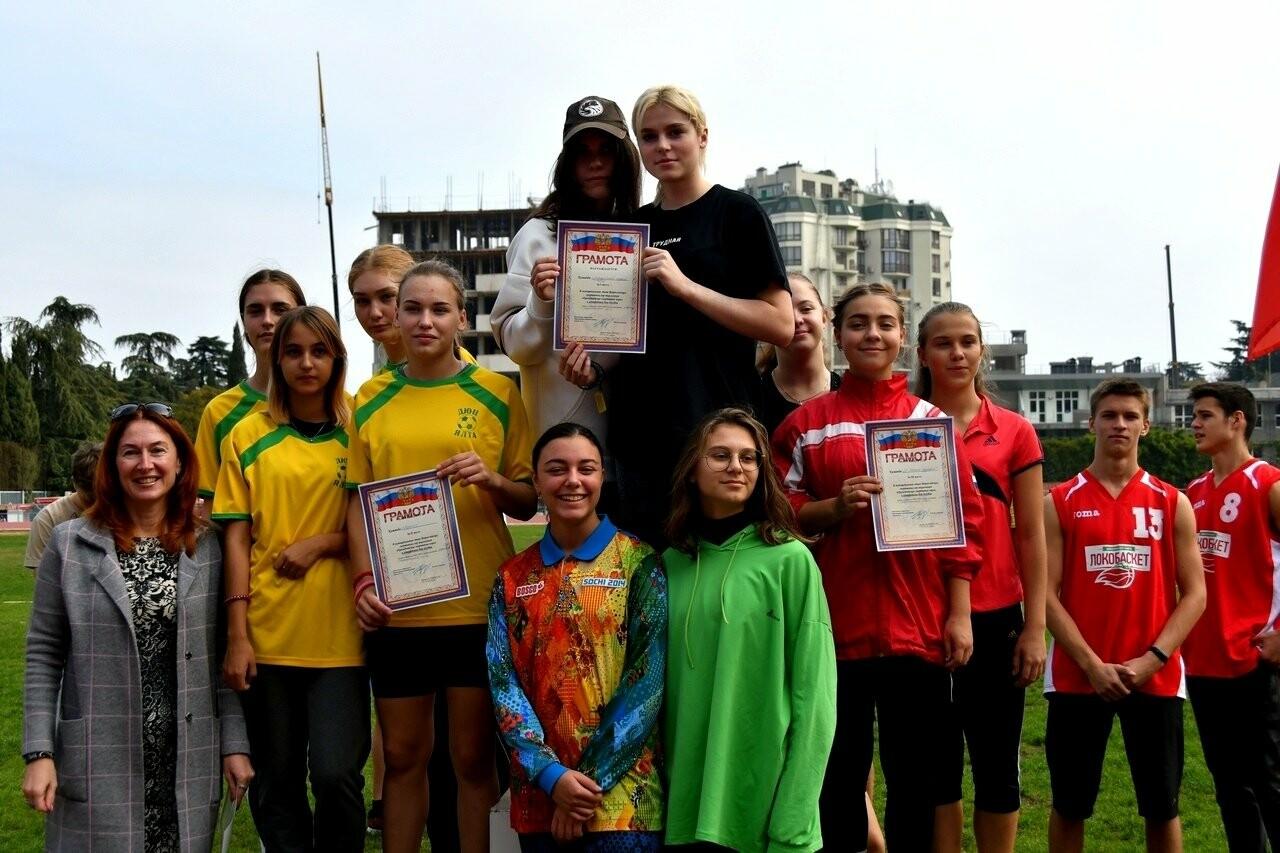 В Ялте завершился этап Всероссийских спортивных игр школьников, - результаты , фото-2