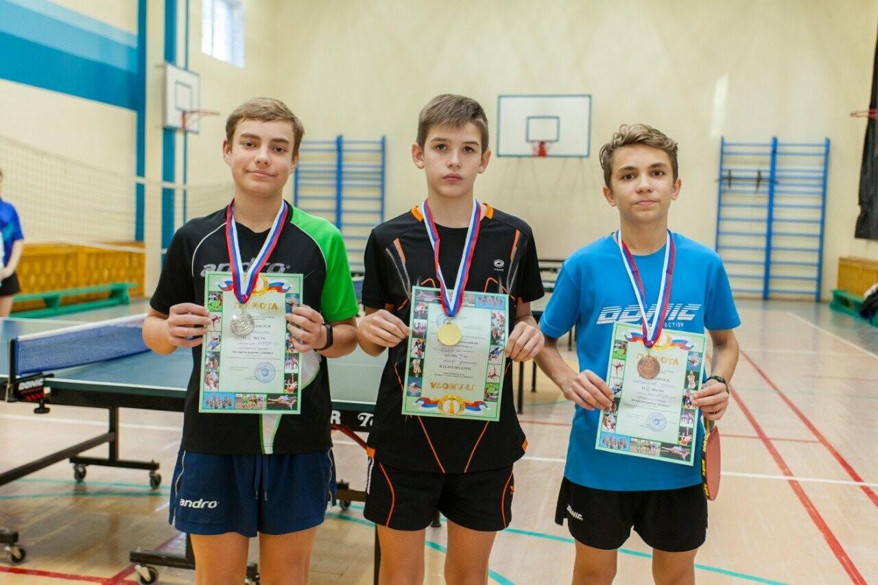 Турнир «Золотая осень» принесла теннисистам Ялты 13 медалей , фото-2