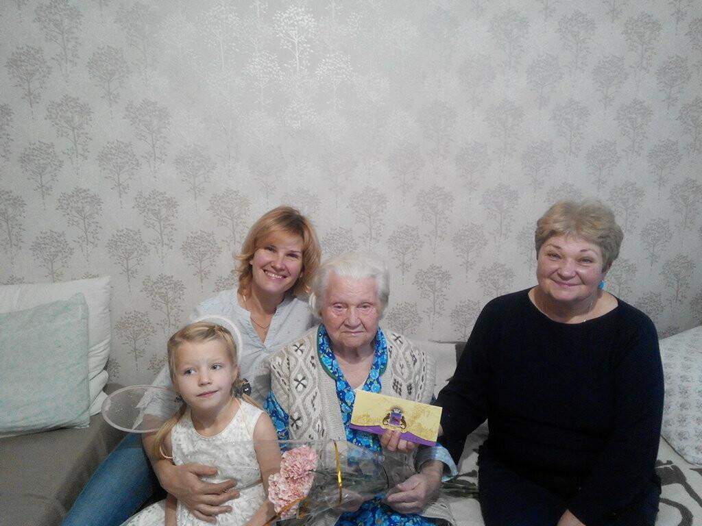 Жители Ялты принимали поздравления с юбилеями, фото-3