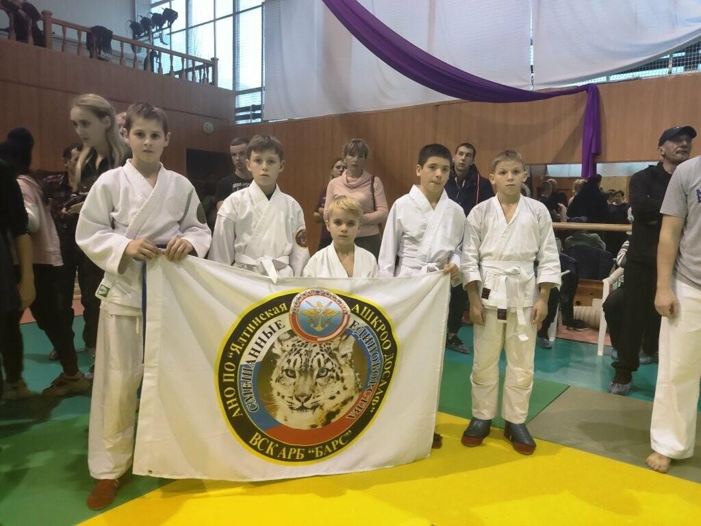 Юные бойцы привезли в Ялту две золотых и бронзовых медали Республиканского турнира, фото-1