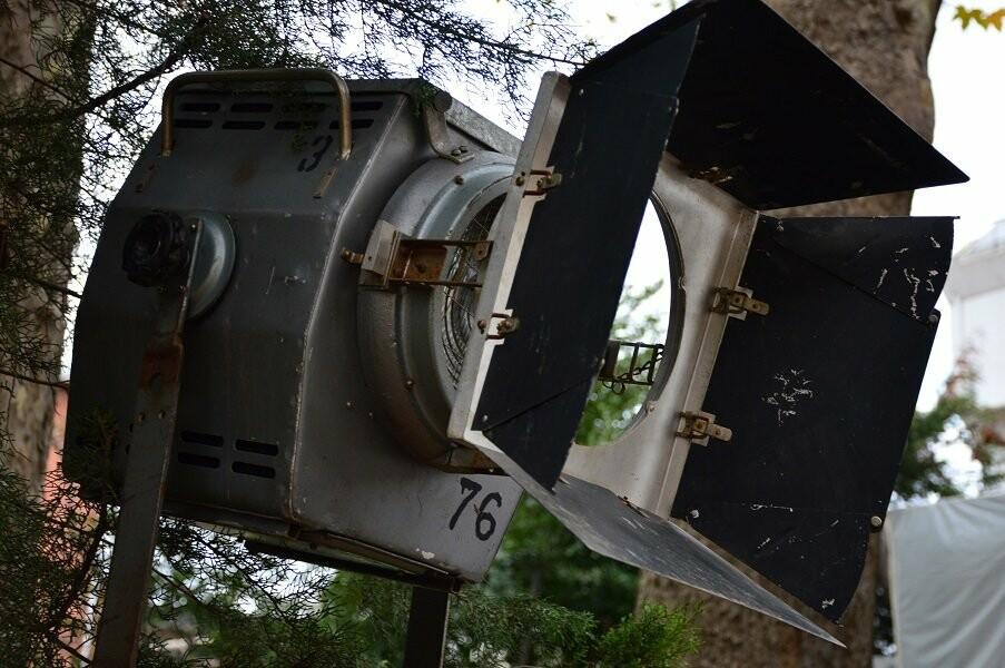 Алупкинский центр «Таврика» на очередном «Нескучном понедельнике» познакомился с кино-Ялтой, фото-4