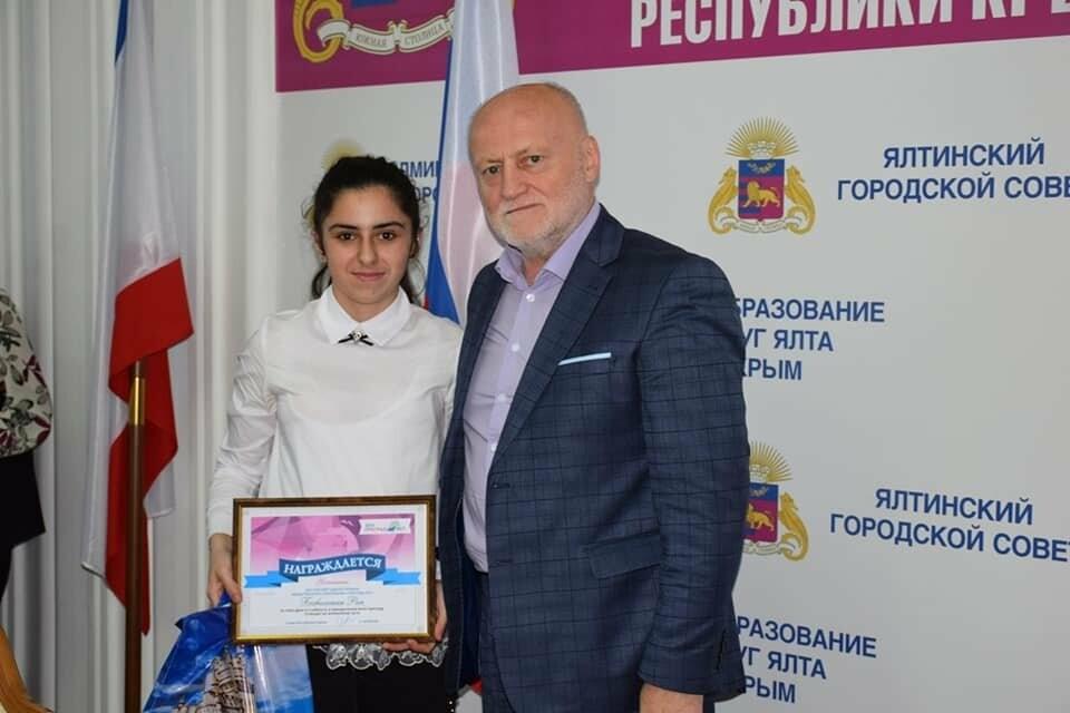 В Ялте чествовали лауреатов премии общественного признания «Преград нет», фото-3