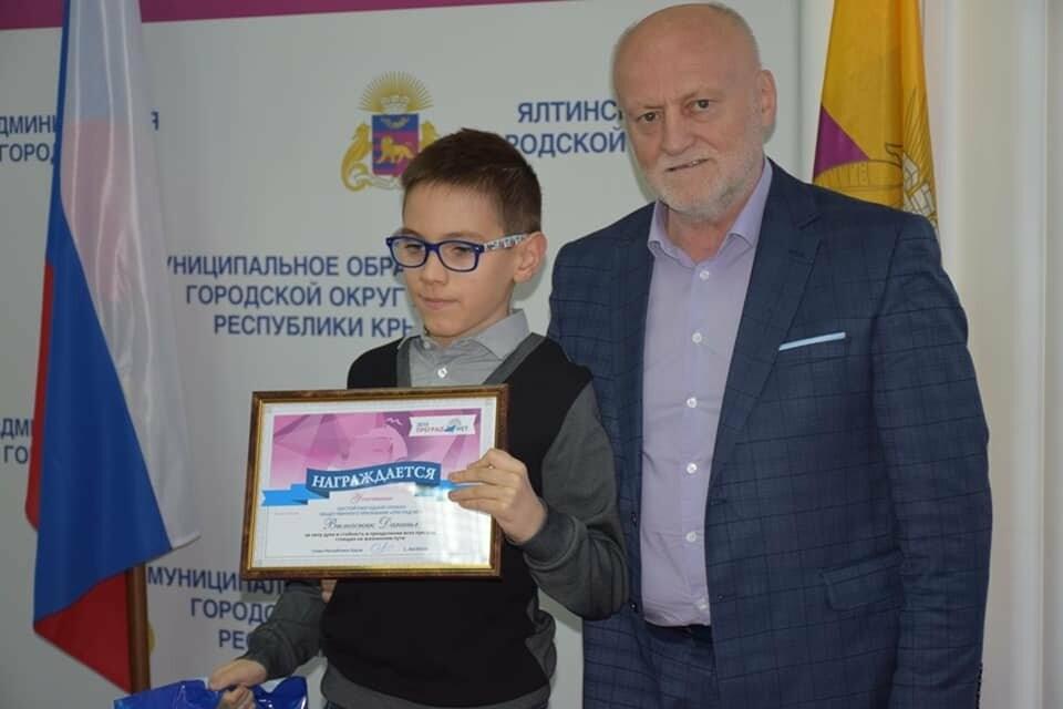 В Ялте чествовали лауреатов премии общественного признания «Преград нет», фото-4