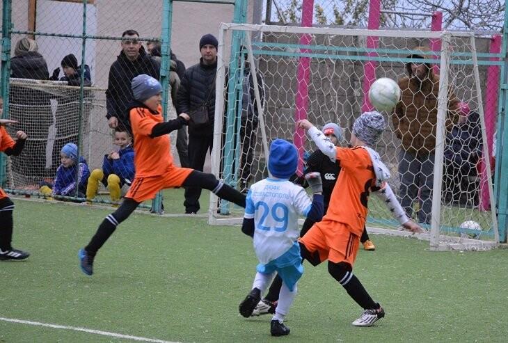 В санатории «Мисхор» провели детский турнир по футболу, - результаты , фото-1