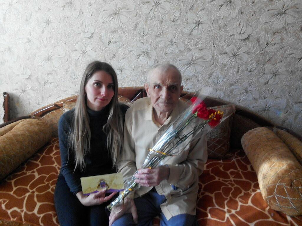 Почетных жителей Ялты поздравили с юбилеями, фото-2