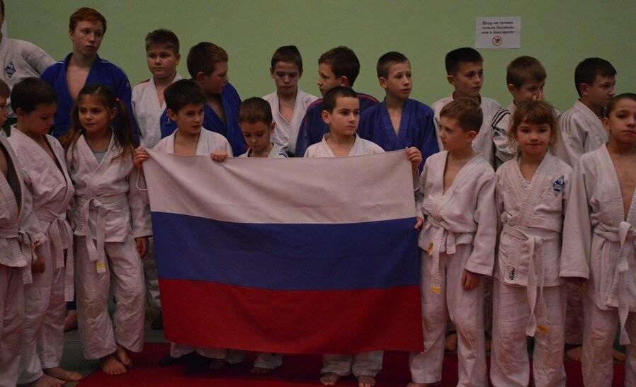 В санатории «Дюльбер» спортсмены Ялты провели показательные выступления , фото-3