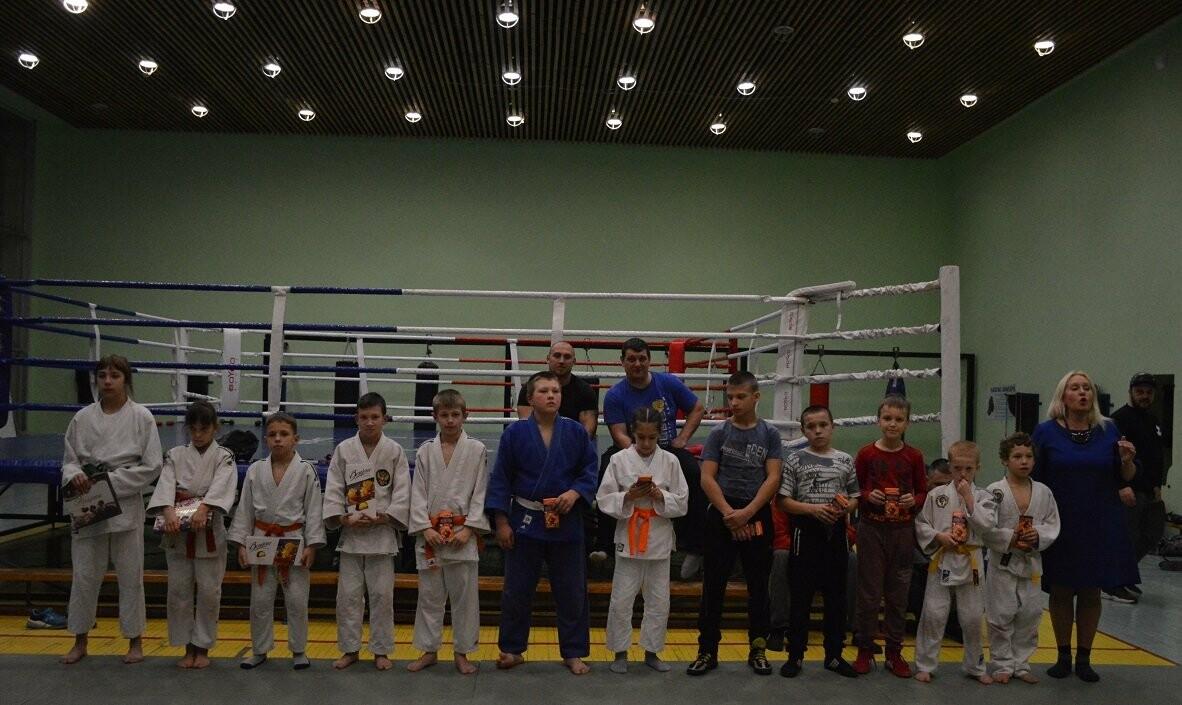 В санатории «Дюльбер» спортсмены Ялты провели показательные выступления , фото-2