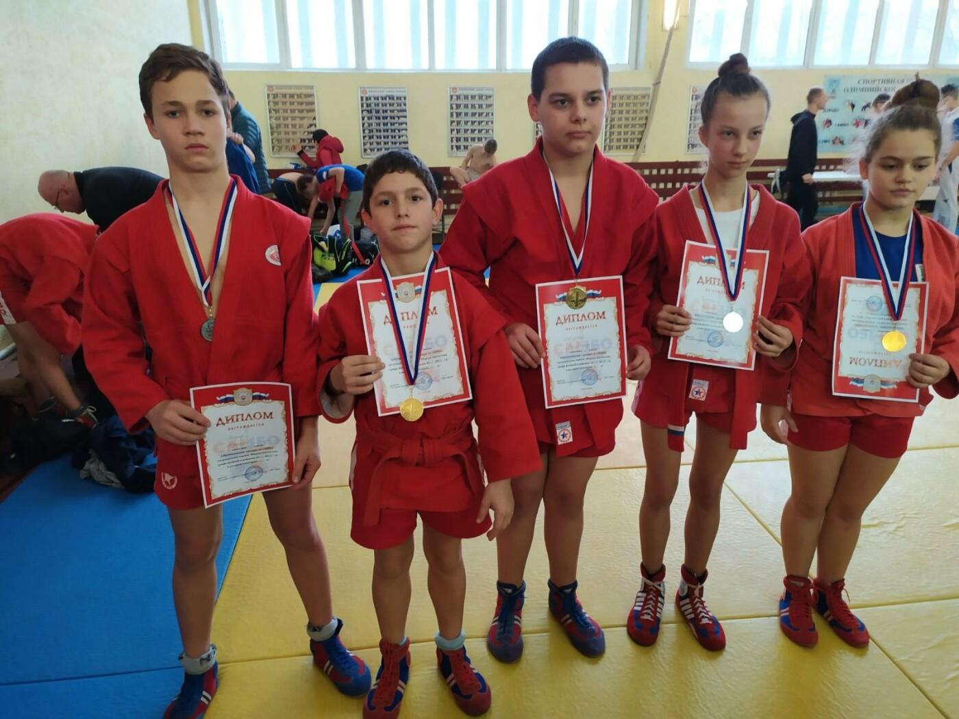 Самбисты Ялты стали победителями в двух Региональных турнирах, - подробности, фото-1