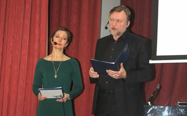 В Ялте с успехом прошла  литературная программа,  посвященная творчеству писателей-фронтовиков, фото-1