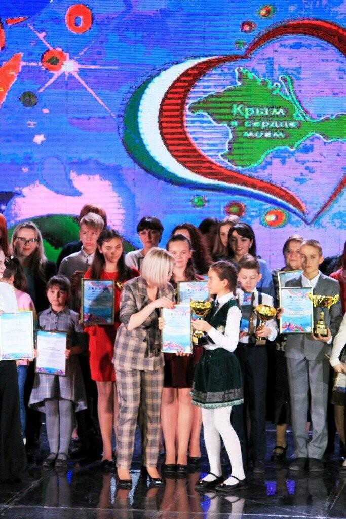 Ялтинцы привезли ряд наград с гала-концерта конкурса-фестиваля «Крым в сердце моём», фото-4