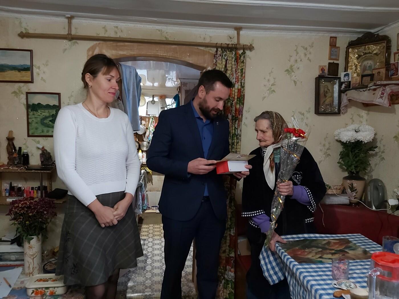 Почетные юбиляры Ялты получили поздравления от города, фото-2