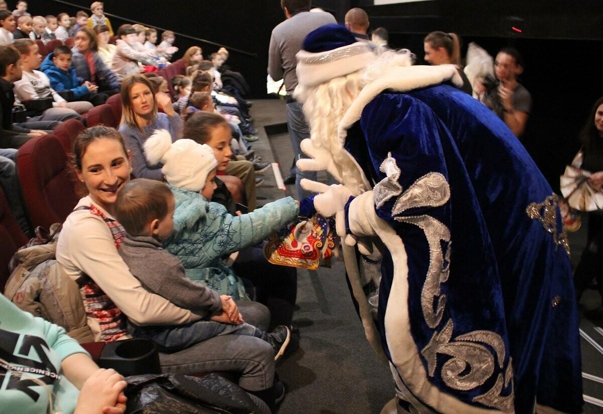 Маленьких жителей Ялты поздравили с Днем Святого Николая, фото-1