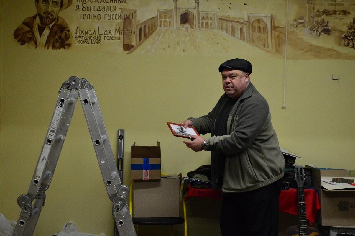 В Ялте создается музей боевой славы, памяти  воинов-интернационалистов , фото-1