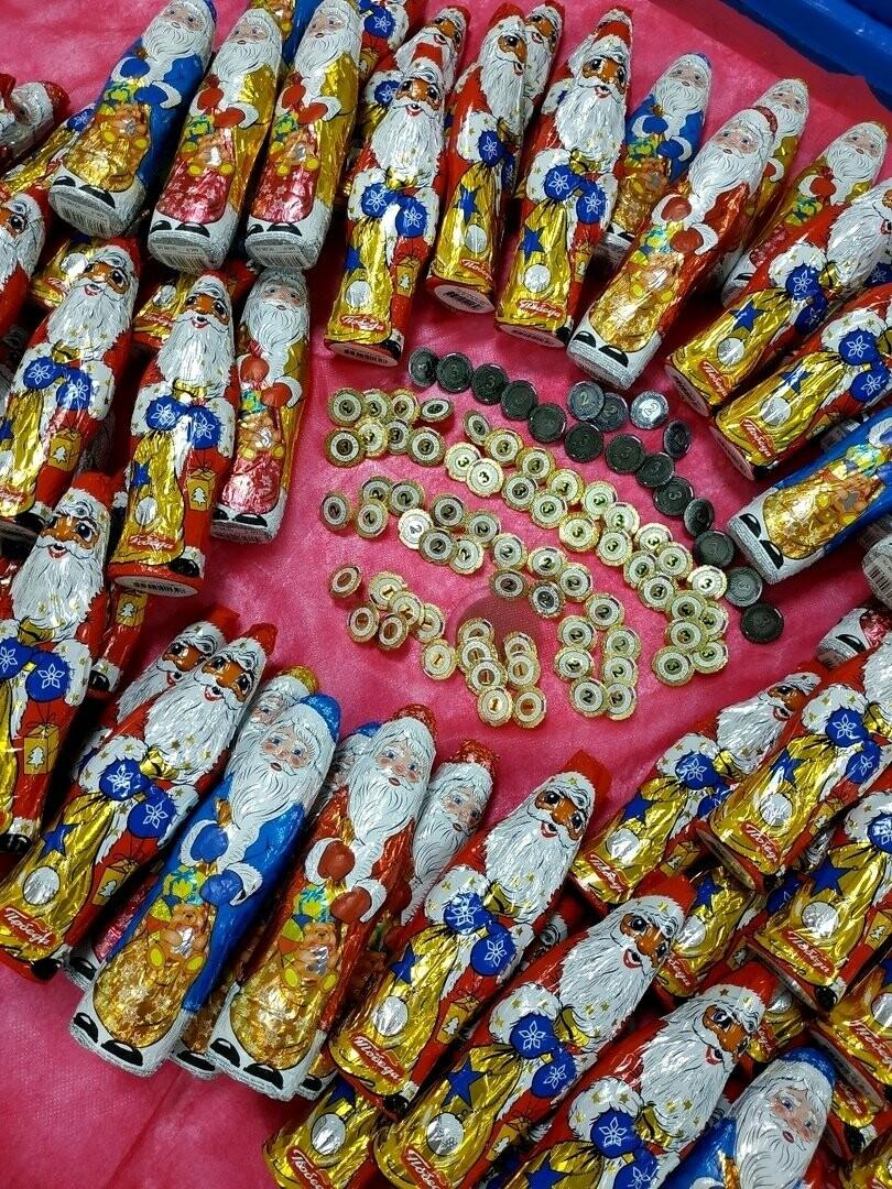 Юных легкоатлетов Ялты поздравили с Днем Святого Николая, фото-2