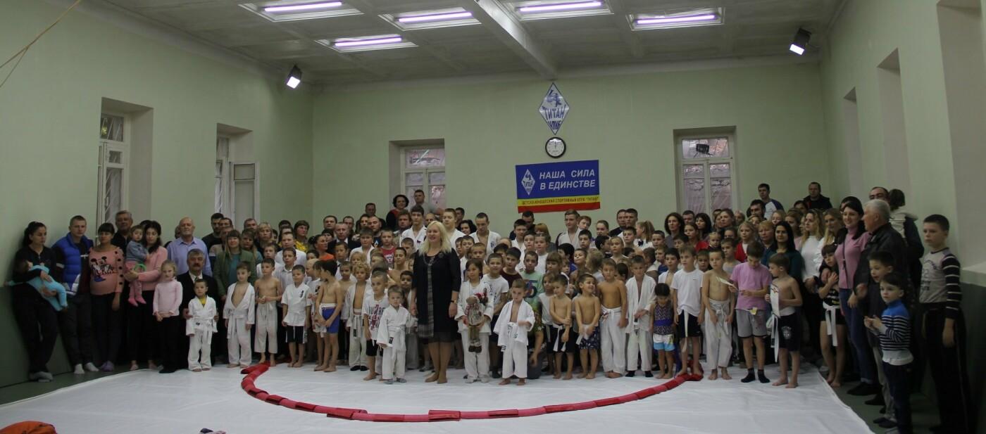 Детско-юношеский спортивный клуб «Титан» отметил 39 лет работы, фото-4