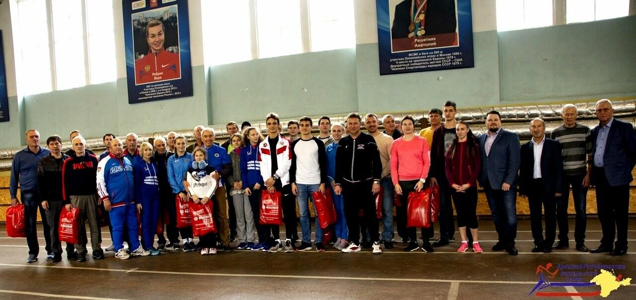 Легкоатлеты Ялты завоевали 14 медалей на Кубке Республики Крым, фото-1