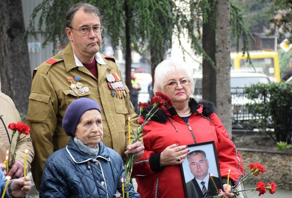 Памятное мероприятие к 40-й годовщине ввода советских войск в Афганистан, прошло в Ялте, фото-2