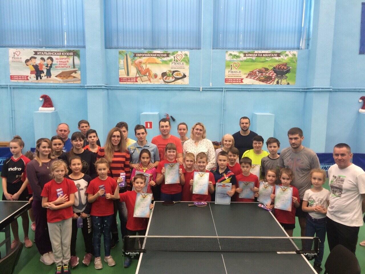 В Ялте прошел семейный турнир по настольному теннису, фото-3