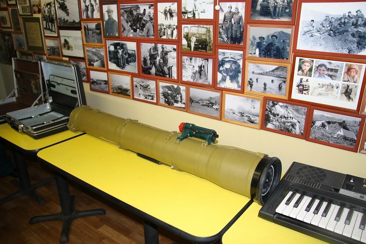 В Ялте начал работу музей боевой славы , фото-5
