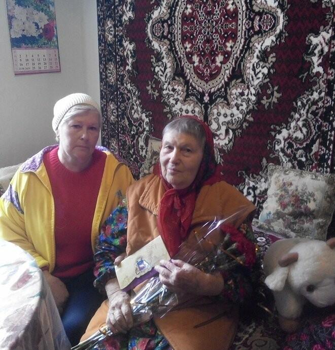 Две жительницы Ялты отметили 90-летние юбилеи, фото-3
