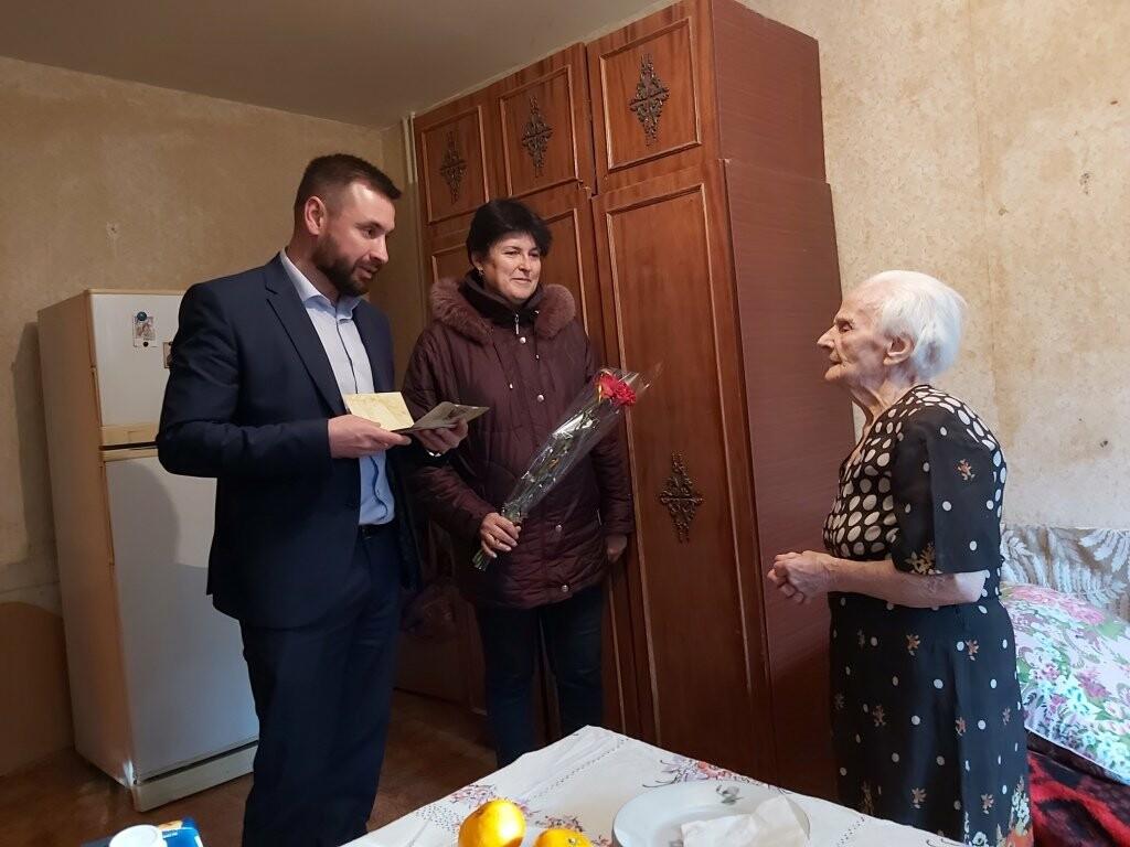 Две жительницы Ялты отметили 90-летние юбилеи, фото-1