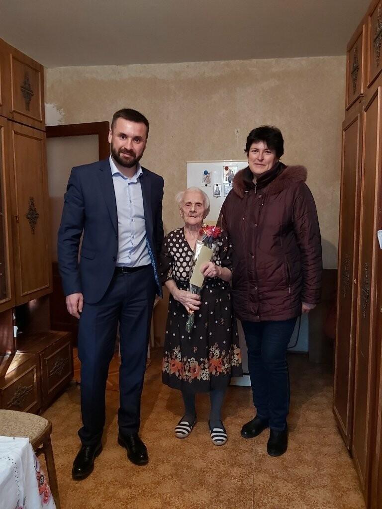 Две жительницы Ялты отметили 90-летние юбилеи, фото-2