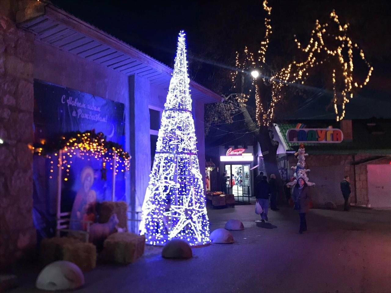 Алупка ярко отметит новогодние праздники, фото-2