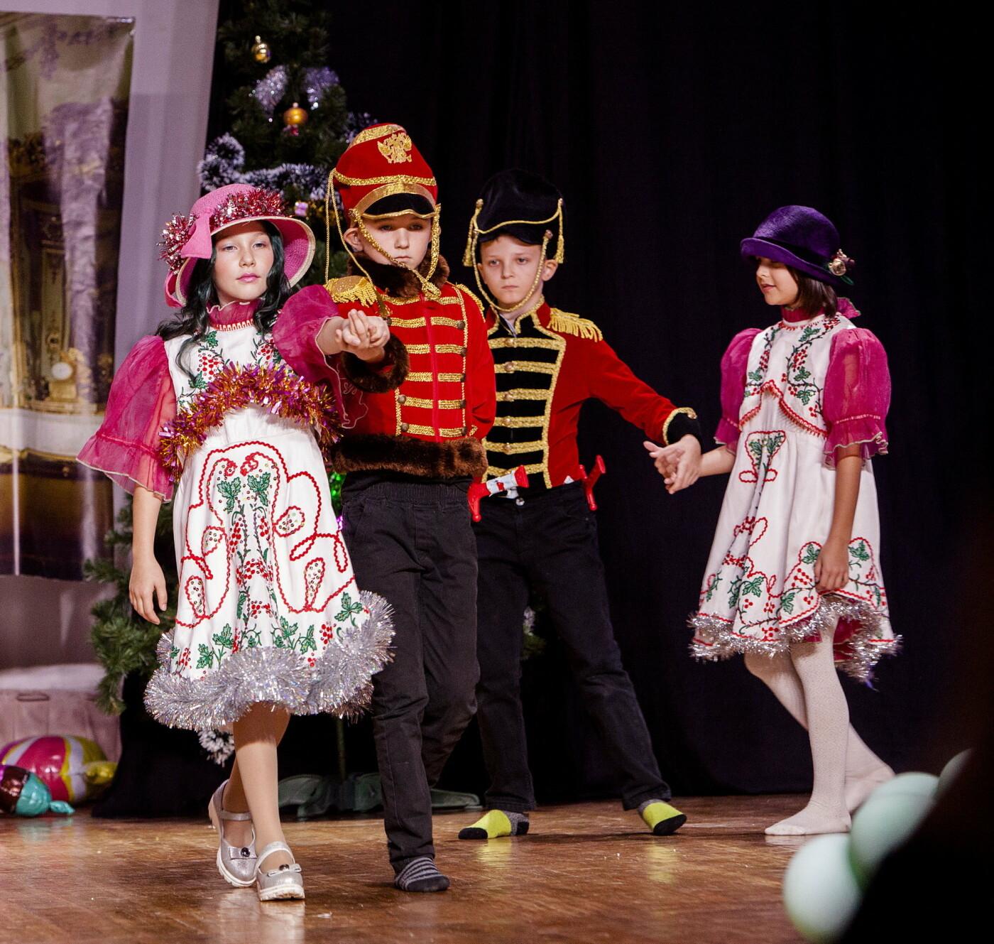 Настоящее волшебство: для учащихся Ялтинской школы №6 поставили сказку «Щелкунчик», фото-5