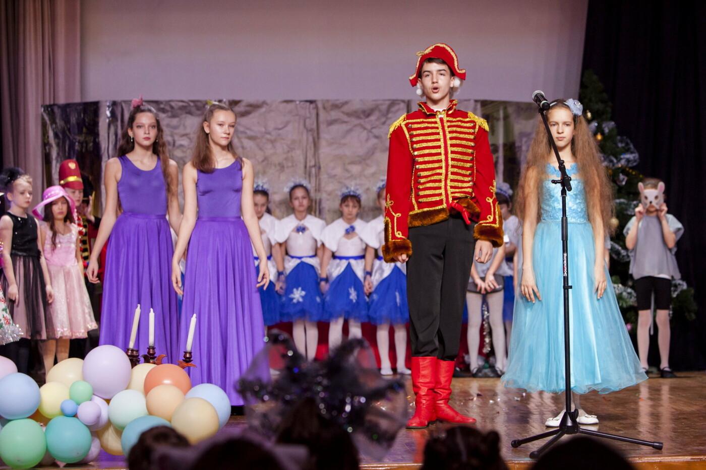 Настоящее волшебство: для учащихся Ялтинской школы №6 поставили сказку «Щелкунчик», фото-1