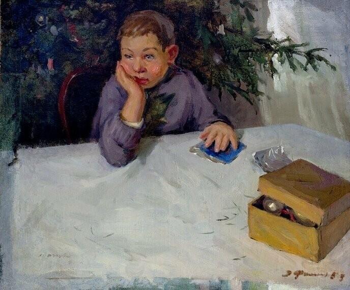 В Ялте завтра откроется новогодняя выставка картин, фото-2