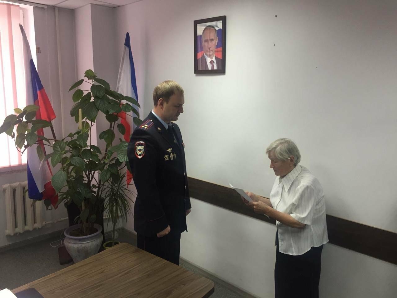 В УМВД России по г.Ялте состоялась церемония принятия Присяги иностранными гражданами, фото-3