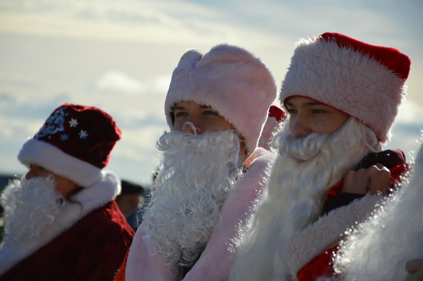 Юбилейный Мороз-парад в Ялте собрал почти тысячу участников, фото-2