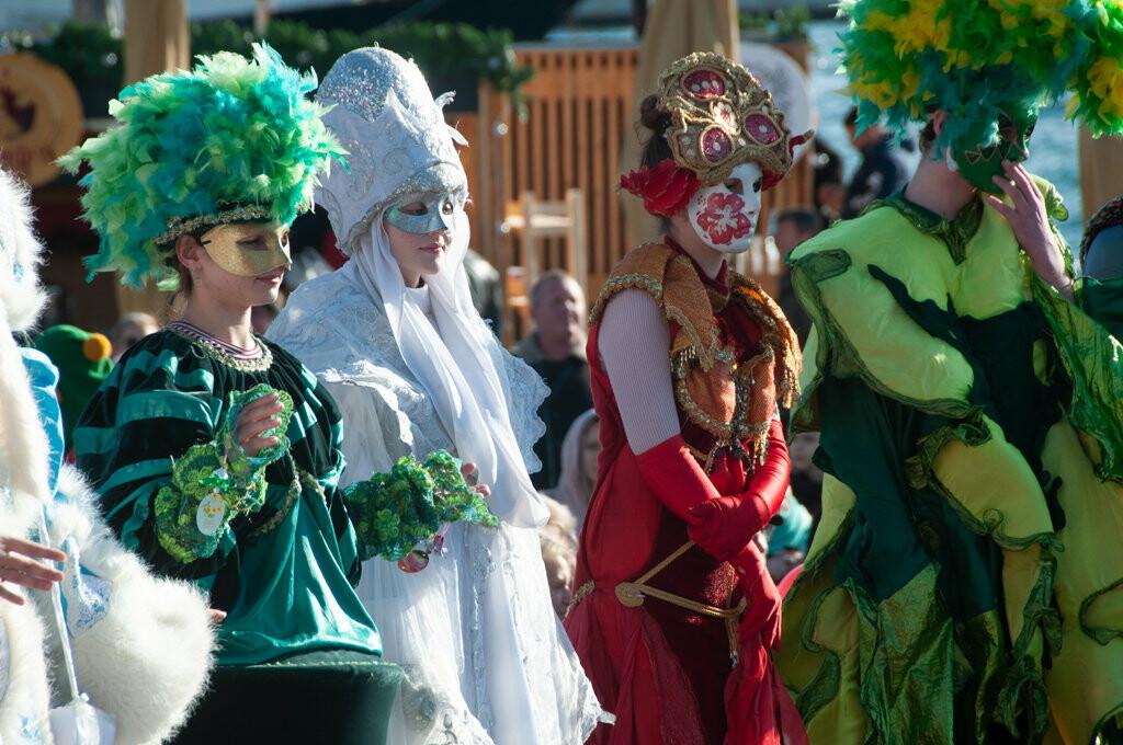 Юбилейный Мороз-парад в Ялте собрал почти тысячу участников, фото-7