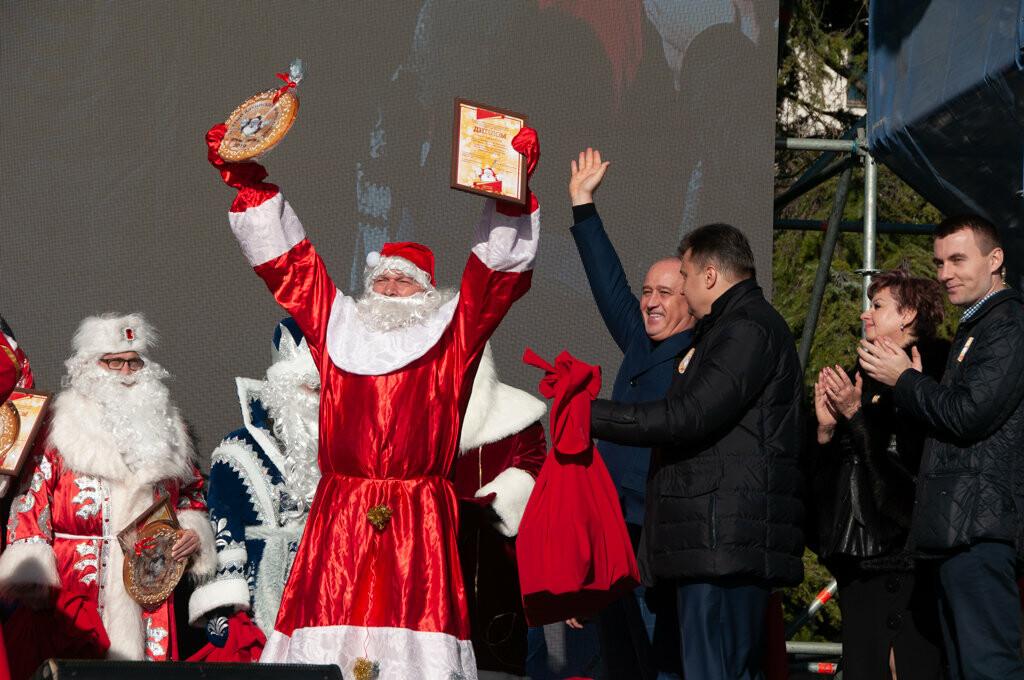 Юбилейный Мороз-парад в Ялте собрал почти тысячу участников, фото-1
