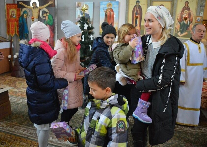 В Кореизском храме Вознесения Господня отметили Рождество Христово, фото-4