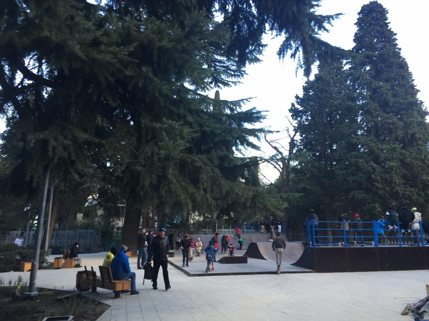 В Ялте официально открыли Пионерский парк после капитального ремонта: позже и с недоделками, фото-3