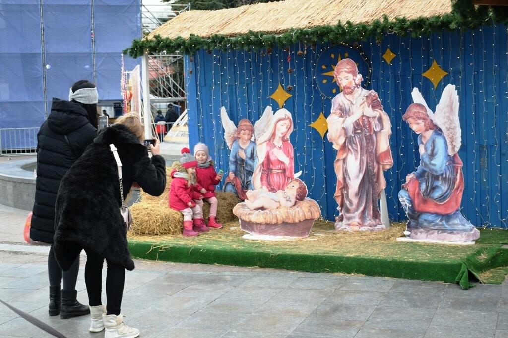 Рекордные 35 тысяч человек на Набережной: Ялта отметила Новый Год и Рождество, фото-5