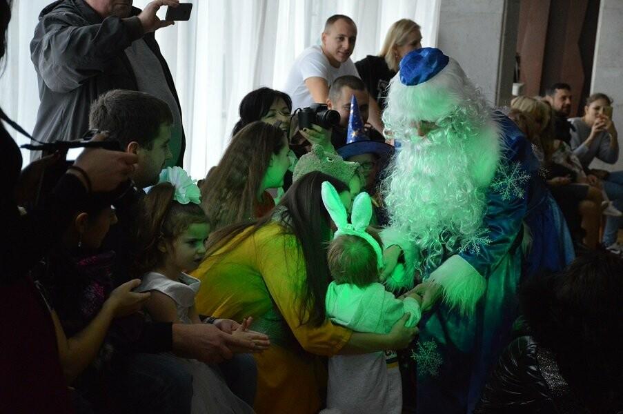Санаторий «Мисхор» сети «Курорты Крыма» подарил детям сотрудников и военных новогоднюю сказку, фото-1