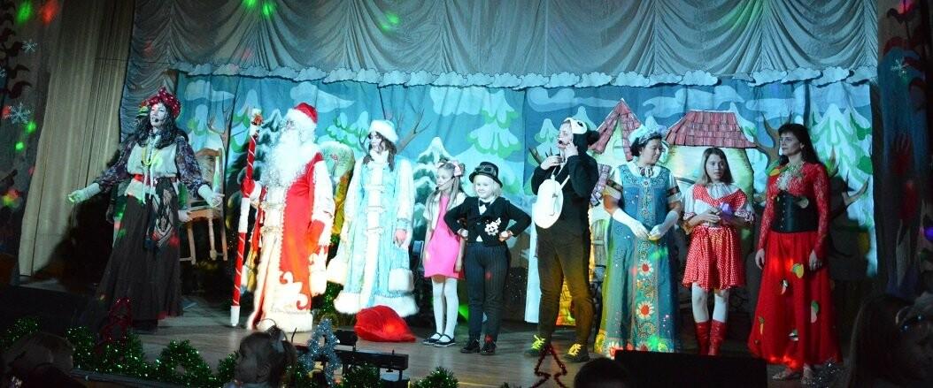 Санаторий «Мисхор» сети «Курорты Крыма» подарил детям сотрудников и военных новогоднюю сказку, фото-5