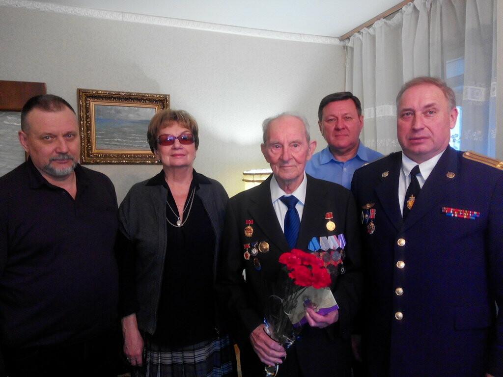 Жители Ялты получили поздравления с 90-летними юбилеями, фото-3