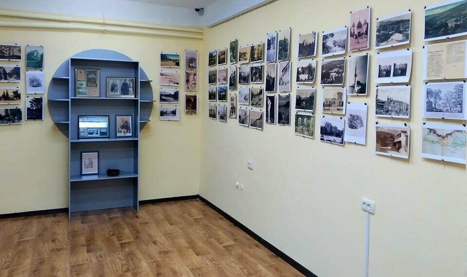 В Кореизе открылась выставка старинных фотографий из коллекции краеведа Александра Вертинского, фото-2