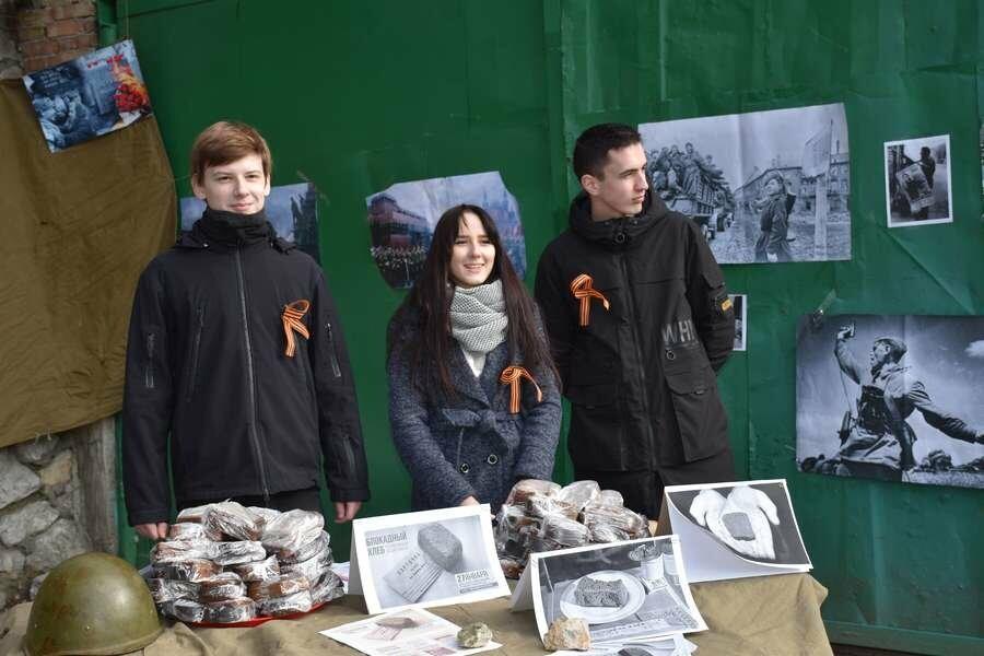 В Ялте стартовала Всероссийская акция памяти «Блокадный хлеб», фото-3