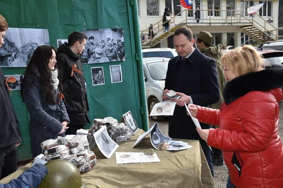 В Ялте стартовала Всероссийская акция памяти «Блокадный хлеб», фото-2