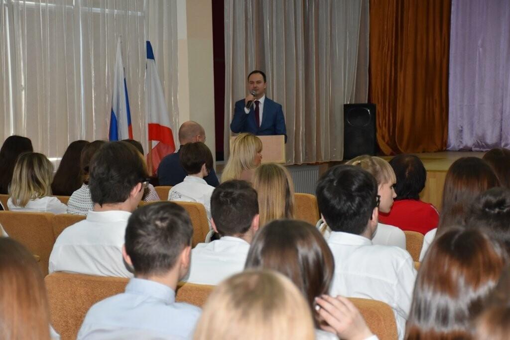 В Ялтинской школе-коллегиум № 1 прошел единый урок  «День Республики Крым», фото-1