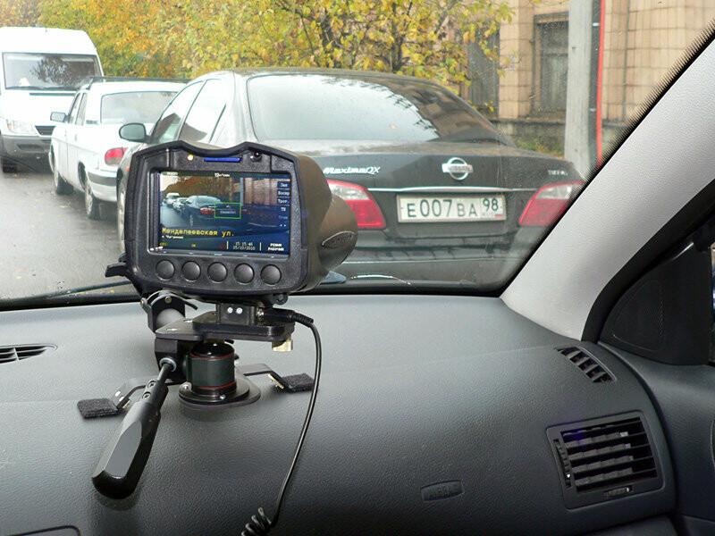 ГАИ предупреждает: на дорогах Ялты функционирует система автофиксации «Паркон», фото-1