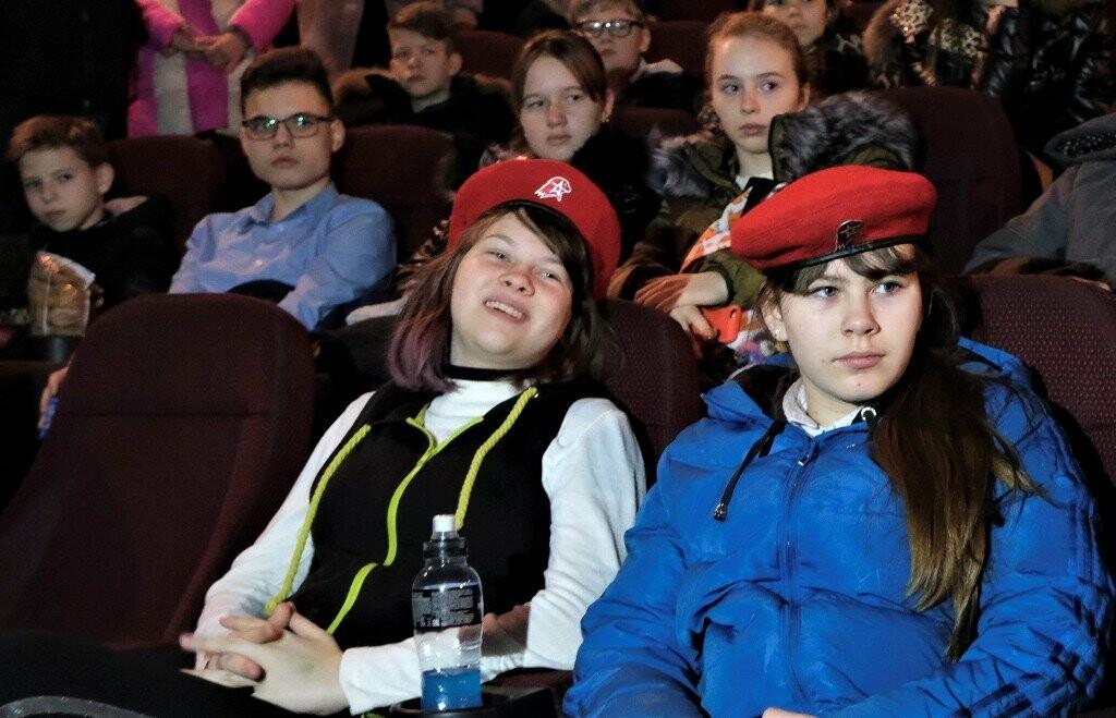 В Ялте открылся «Кинолекторий» для школьников, фото-1